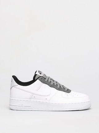 Boty Nike Air Force 1 07 Lv8 (white/white cool grey pure platinum)