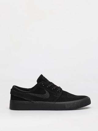 Boty Nike SB Sb Zoom Janoski Slip Rm (black/black black black)