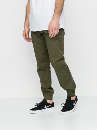 Kalhoty Volcom Frickn Mdrn Tap Jgr (military)