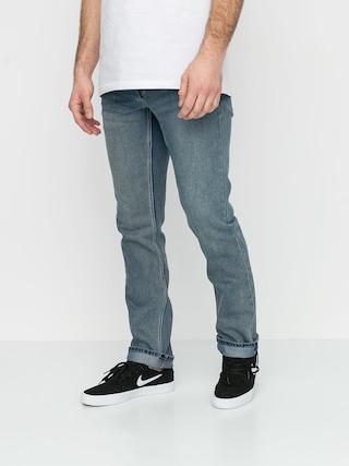 Kalhoty Volcom Vorta Denim (medium dirty blue)