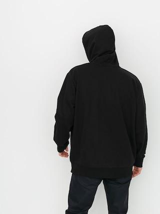 Mikina s kapucí Carhartt WIP Suraj Bhamra Crossroads HD (black)