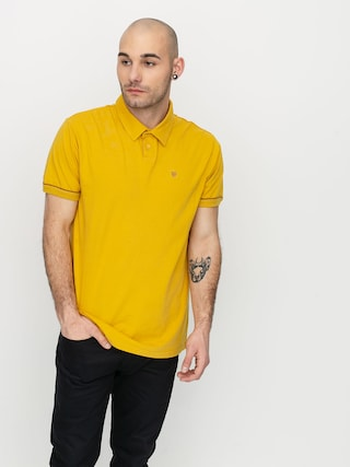 Polo tričko Brixton Carlos (sunset yellow)