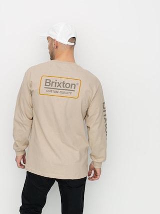 Triko Brixton Palmer II Stt (sand)