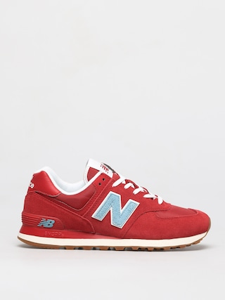 Boty New Balance 574 (red/blue)