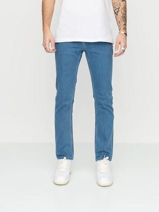 Kalhoty Volcom Solver Denim (flat vintage indigo)