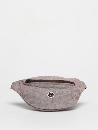 Ledvinka Magenta Hip bag (herringbone)