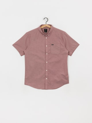 Kou0161ile RVCA Thatll Do Stretch (oxblood red)