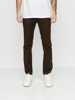 Kalhoty Volcom Frickin Modern Stret (dark chocolate)