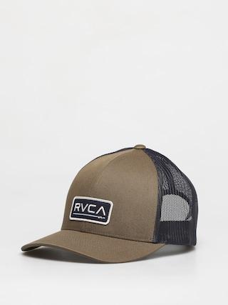 Ku0161iltovka  RVCA Ticket Trucker III ZD (olive)