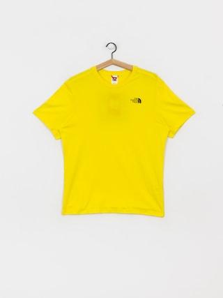 Triu010dko The North Face Redbox (lemon)