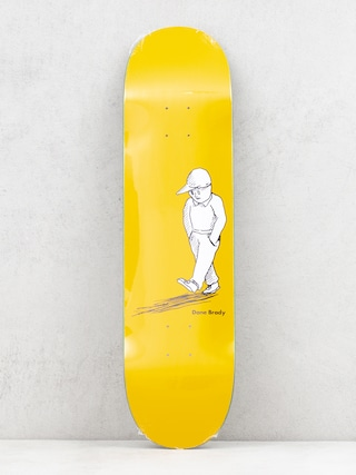 Deska Polar Skate Dane Brady Alone (yellow)