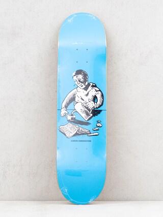 Deska Polar Skate Aaron Herrington Breakfast (blue)