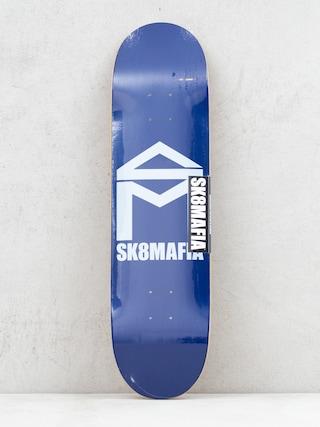 Deska Sk8Mafia House Logo (blue)