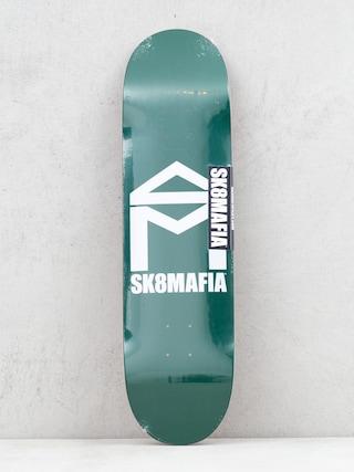 Deska Sk8Mafia House Logo (green)