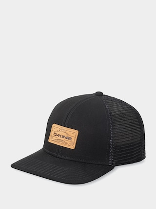 Kšiltovka  Dakine Peak To Peak Trucker ZD (black)