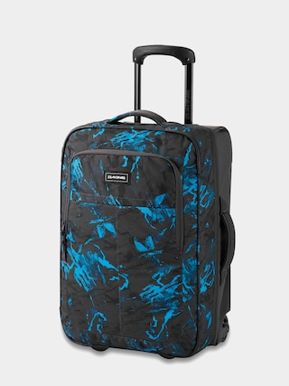 Kufr Dakine Carry On Roller 42L (cyan scribble)