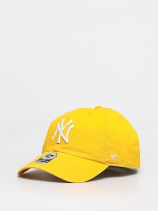 Kšiltovka  47 Brand New York Yankees ZD (yellow)