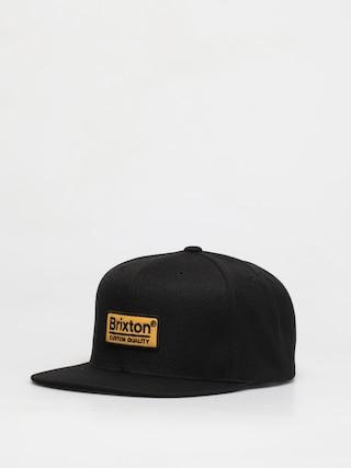 Ku0161iltovka  Brixton Palmer II Mp ZD (black/gold)