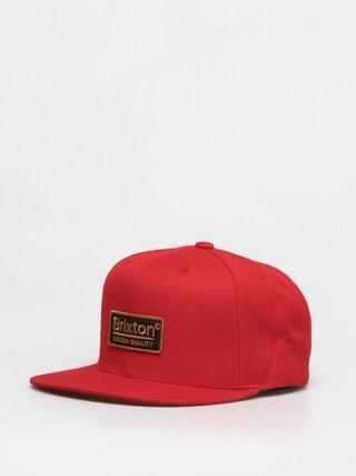 Ku0161iltovka  Brixton Palmer II Mp ZD (lava red)