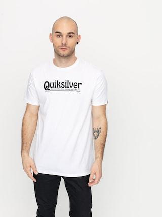 Tričko Quiksilver New Slang (white)