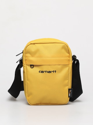 Tau0161ka Carhartt WIP Payton Pouch (sunflower/black)