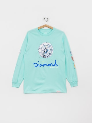 Triko Diamond Supply Co. Splash Sign (diamond blue)