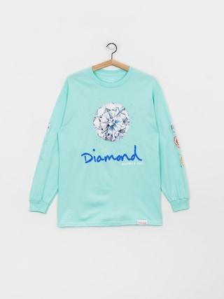 Triko Diamond Supply Co. Splash Sign (diamond blue)