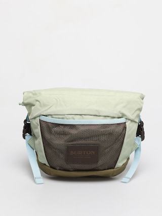 Tau0161ka Burton Haversack Small Bag (sage green crinkle)