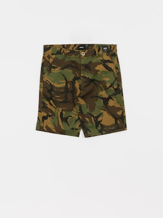 Krau0165asy RVCA Weekend Stretch (camo)