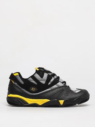 Boty eS Sparta (black/yellow)