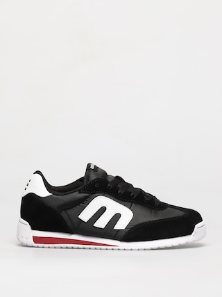 Boty Etnies Lo Cut Cb (black/red/white)