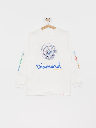 Triko Diamond Supply Co. Splash Sign (white)