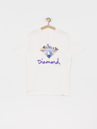 Triu010dko Diamond Supply Co. Cam Ron Sign (white)