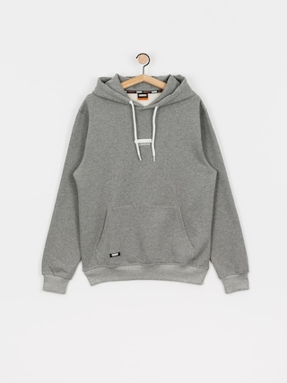 Mikina s kapucu00ed MassDnm Classics Small Logo HD (lt heather grey)