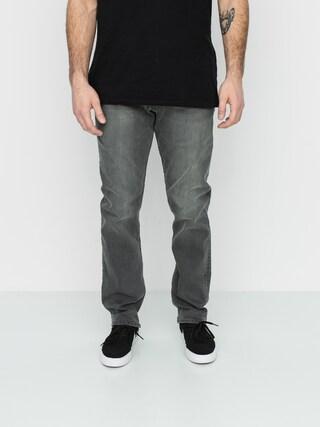 Kalhoty DC Worker Straight Stretch (light grey)