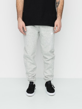 Kalhoty DC Rebel Sl (light grey heather)