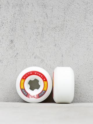 Koleu010dka Ricta Rapido Slim (white/red/silver)