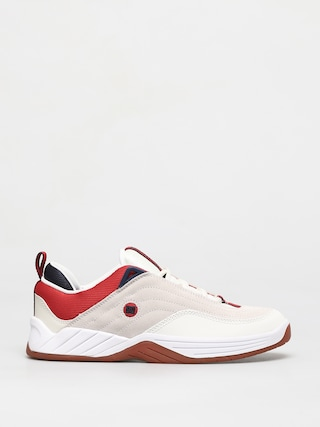 Boty DC Williams Slim S (white/navy/red)