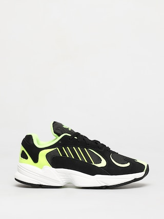 Boty adidas Originals Yung 1 (core black/core black/hi res yellow)