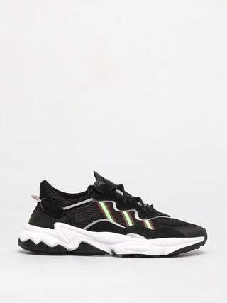 Boty adidas Originals Ozweego (core black/solar green/onix)