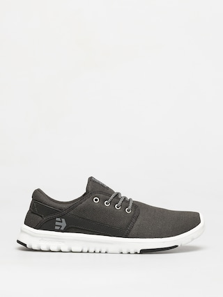 Boty Etnies Scout (dark grey/black/white)