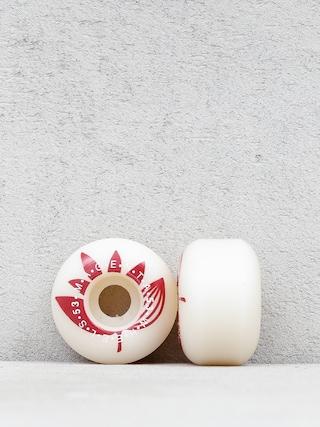 Kolečka Magenta Power (white/red)