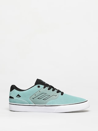 Boty Emerica The Low Vulc (teal)