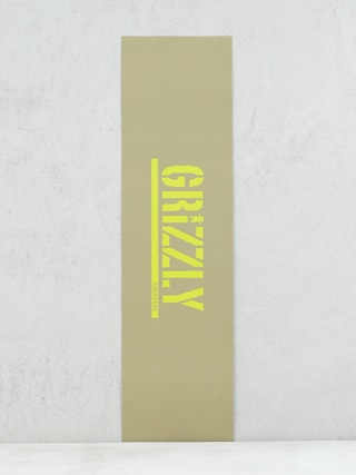 Grip Grizzly Griptape Stamp Necessities (sand/yellow)