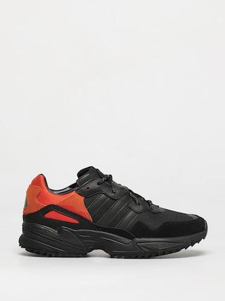 Boty adidas Originals Yung 96 Trail (cblack/trgrme/flaora)