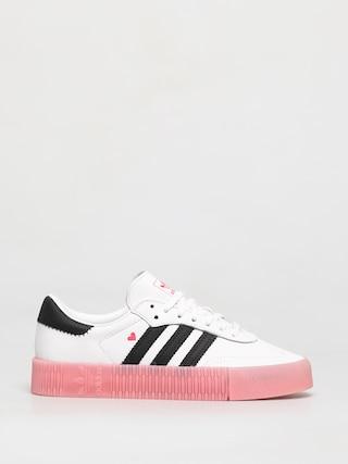 Boty adidas Originals Sambarose Wmn (ftwwht/cblack/glopnk)