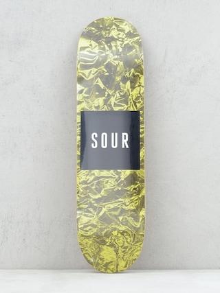 Deska Sour Solution Foil (gold)