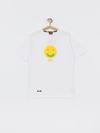 Tričko MassDnm Smile (white)