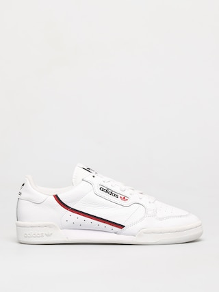 Boty adidas Originals Continental 80 (ftwwht/scarle/conavy)