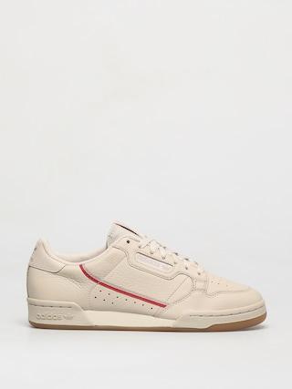 Boty adidas Originals Continental 80 (cbrown/scarle/ecrtin)